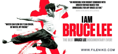 I.Am .Bruce .Lee .Banner - دانلود مستند I Am Bruce Lee 2012 من بروسلی هستم با دوبله فارسی