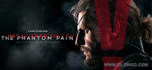 دانلود بازی Metal Gear Solid V: The Phantom Pain برای PC
