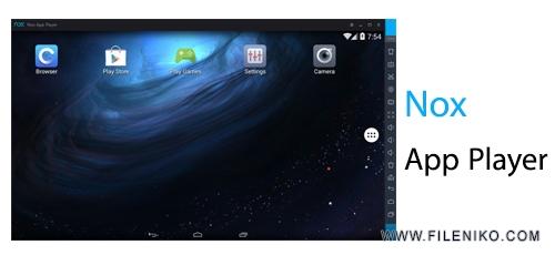 Nox App Player - دانلود NoxPlayer 6.2.8.3 شبیه سازی محیط اندروید در ویندوز