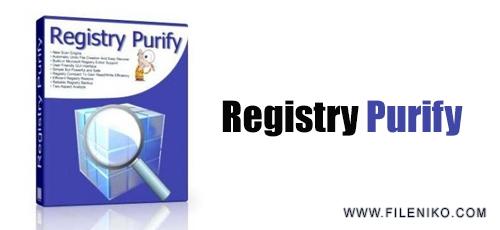 Registry Purify - دانلود Registry Purify 5.56  نرم افزار آنالیز و پاک سازی رجیستری