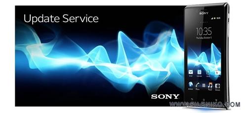Sony Update Service - دانلود Sony Update Service 2.13.14.201312091927 آپدیت فریمور گوشی های سونی