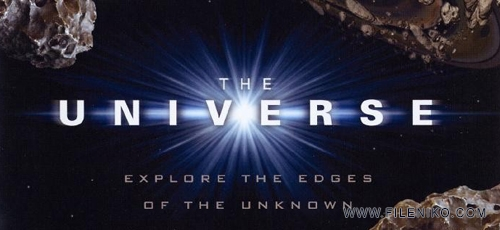 The.Universe.S03.Banner - دانلود مجموعه مستند The Universe جهان هستی فصل سوم با زیرنویس فارسی