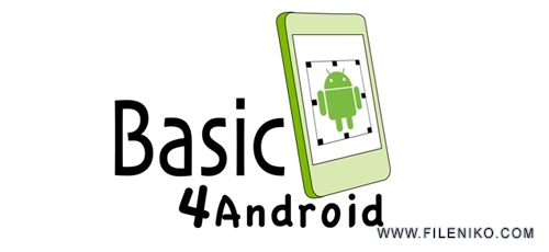 asic4android  - دانلود Basic4android 8.50 Full Retail  برنامه نویسی اندروید