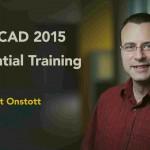 autocad01 150x150 - دانلود AutoCAD 2015 Essential Training آموزش اتوکد 2015