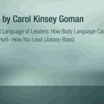 دانلود Body Language for Leaders آموزش زبان بدن برای رهبران آموزشی مالتی مدیا مدیریت و بازاریابی