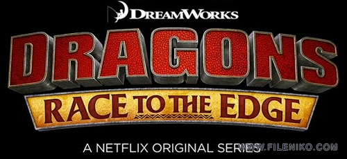 دانلود انیمیشن سریالی زیبای اژدها سواران برک Dragons: Riders of Berk فصل سوم