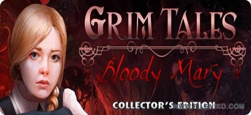 grim tales bloody mary - دانلود Grim Tales: Bloody Mary Full 1.0.0 – بازی ماری خونین اندروید به همراه فایل دیتا