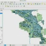 qgis02 150x150 - دانلود Lynda Up and Running with QGIS آموزش کیو جی آی اس، نرم افزار سیستم اطلاعات جغرافیایی