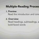 دانلود Speed Reading Fundamentals آموزش افزایش سرعت خواندن و درک مطلب گوناگون مالتی مدیا