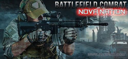 185 - دانلود Battlefield Combat Nova Nation v5.1.2 بازی مبارزه در میدان جنگ اندروید + مود