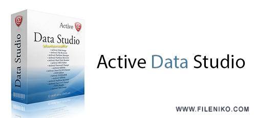 24 - دانلود Active Data Studio 12.0.3 مدیریت و بازیابی اطلاعات