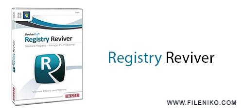25 - دانلود Registry Reviver 4.20.1.8 بهینه سازی رجیستری
