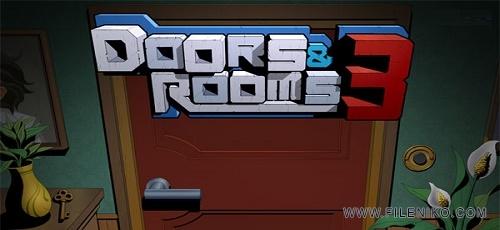 Doors And Rooms 3 Index - دانلود Doors and Rooms 3 v.1.3.1  بازی معمایی درها و اتاق ها 3 اندروید + مود + دیتا