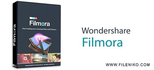 Filmora - دانلود Wondershare Filmora 9.0.7.4 ویرایش فایل های ویدئویی