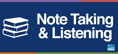 Listening Notetaking Series Skills - دانلود مجموعه Listening & Notetaking Series Skills تقویت مهارت شنیداری و نت برداری زبان انگلیسی