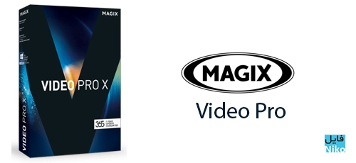 MAGIX Video Pro - دانلود MAGIX Video Pro X11 v17.0.1.32 نرم افزار ویرایش فیلم