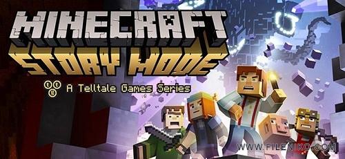 Minecraft Story Mode - دانلود Minecraft: Story Mode 1.13 – بازی ماینکرافت: حالت داستان اندروید + دیتا