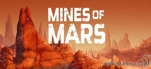 Mines of Mars - دانلود Mines of Mars 2.810  بازی فوق العاده معادن مریخ اندروید – بدون نیاز به دیتا