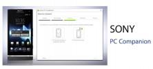 Sony PC Companion 222x100 - دانلود Sony Xperia Companion 4.1.100 مدیریت گوشی سونی