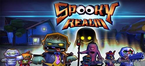 Spooky Realm - دانلود Spooky Realm 1.1 – بازی اکشن قلمرو شبح وار اندروید + مود + دیتا