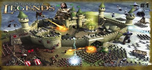 دانلود بازی StrongHold: The Legends برای PC