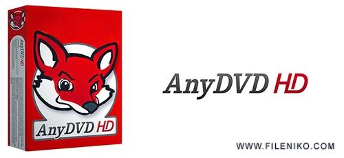 Untitled 12 - دانلود AnyDVD & AnyDVD HD 8.1.6.0 نرم افزار شکستن قفل DVD