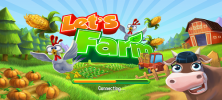 ll 222x100 - دانلود Let's Farm 7.0 – بازی مزرعه داری اندروید