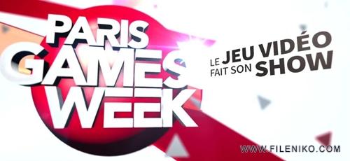 paris games week 2015 - دانلود کنفرانس بازی Paris Game Week 2015