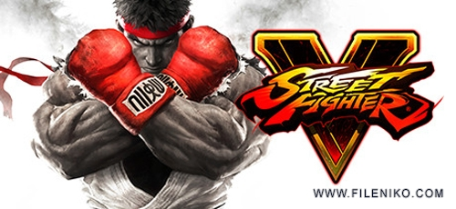street fighter v - دانلود بازی Street Fighter V Arcade Edition برای PC