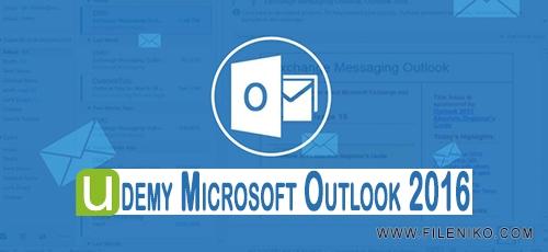 Outlook 2016 - دانلود دوره آموزشی Outlook 2016