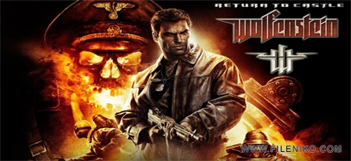 Return to Castle Wolfenstein - دانلود بازی Return to Castle Wolfenstein برای PC