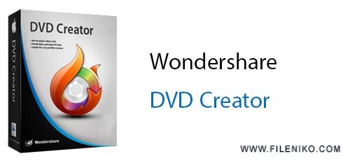 Untitled 24 - دانلود Wondershare DVD Creator 6.2.4.109 + Templates نرم افزار ساخت و مبدل DVD