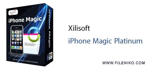 Untitled 41 - دانلود Xilisoft iPhone Magic Platinum 5.7.27 مدیریت آیفون