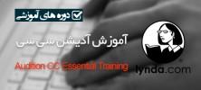 aud1 222x100 - دانلود Lynda Audition CC 2016 Essential Training فیلم آموزشی مبانی اصلی نرم افزار Audition CC