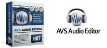 avs audio editor 222x100 - دانلود AVS Audio Editor 9.1.2.540 ویرایش فایل های صوتی