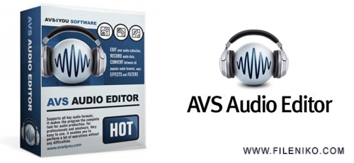 avs audio editor - دانلود AVS Audio Editor 9.1.1.537 ویرایش فایل های صوتی