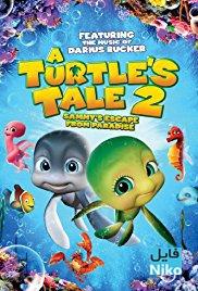 1 4 - دانلود انیمیشن A Turtle's Tale 2: Sammy's Escape from Paradise 2012 با دوبله فارسی