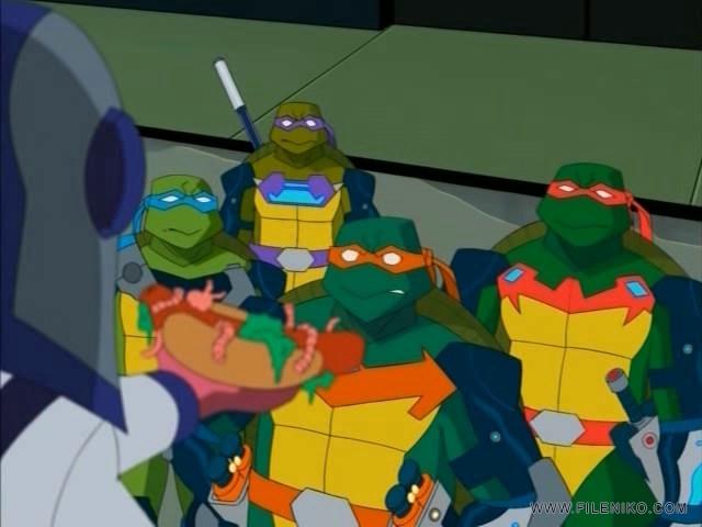 24 150x150 - دانلود انیمیشن زیبا و خاطره انگیز لاکپشتهای ...
