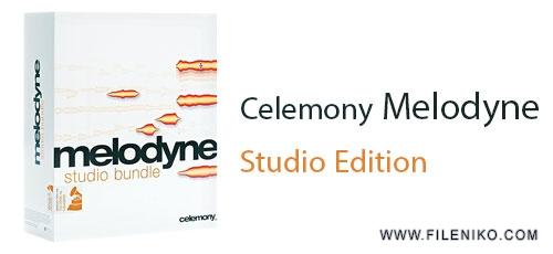 Celemony Melodyne Studio Edition - دانلود Celemony Melodyne Studio Edition 4.1.1.011 نرم افزار ویرایش فایل های صوتی Monophonic