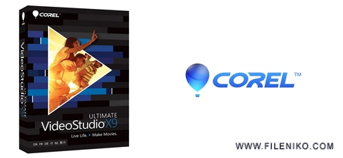 Corel VideoStudio Ultimate - دانلود Corel VideoStudio Ultimate 22.2.0.396 + Bonus Contents نرم افزار ویرایش فیلم