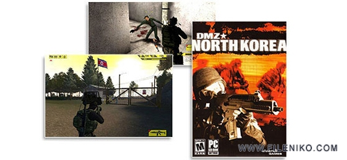 DMZ North Korea - دانلود بازی IGI 3 DMZ North Korea برای PC