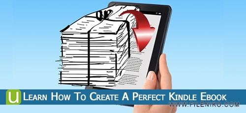 Ebook - دانلود فیلم آموزشی چگونگی ساخت یک کتاب الکترونیکی کیندل به بهترین شکل