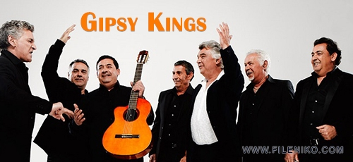 Gipsy Kings - دانلود تمامی آثار گروه جیپسی کینگز