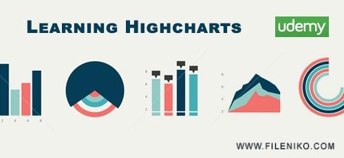 Learning Highcharts - دانلود فیلم آموزشی Highcharts