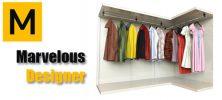 Marvelous Designer 222x100 - دانلود Marvelous Designer 9 Enterprise v5.1.311.44087 نرم افزار طراحی لباس