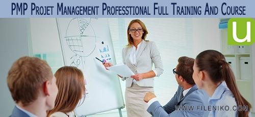 PMP Projet - دانلود دوره آموزشی مدیریت و کنترول پروژه حرفه ای