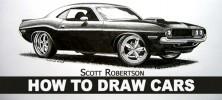 Scott Robertson2 222x100 - دانلود فیلم آموزشی How to Draw Cars  چگونه خودرو طراحی کنیم