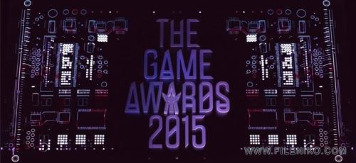 The Game Awards 2015 - دانلود The Game Awards 2015 مراسم انتخاب بهترین بازی سال 2015 با کیفیت Full HD