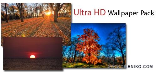 دانلود Ultra HD Wallpaper Pack مجموعه والپیپرهای فوق العاده با کیفیت