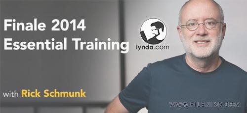 Untitled 117 - دانلود Finale 2014 Essential Training فیلم آموزشی نرم افزار فاینالی 2014